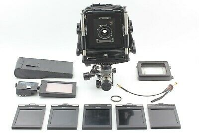 £578.36 • Buy 【Excllent+5】WISTA M450 4X5 + Fujinon W 105mm + Film Holder X 5 From Japan #330