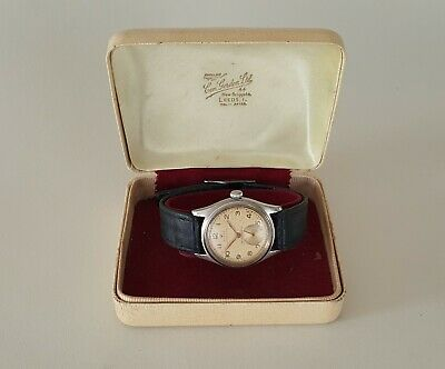 AU1288.02 • Buy Men's Vintage 1948-49 Manual Winding Rolex Oyster Royal & Period Box Ref:4444