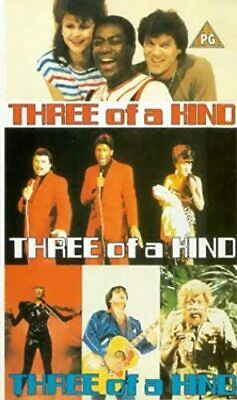 £25 • Buy Three Of A Kind [VHS]