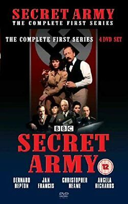 £36.58 • Buy Secret Army - The Complete BBC Series 1[DVD]