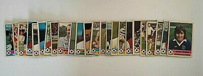 £1.40 • Buy Topps Chewing Gum Football Cards Red Backs - 1977 - Various