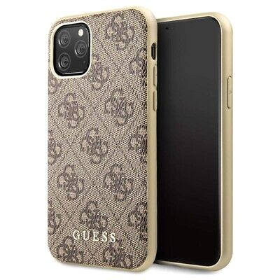 £23.73 • Buy Guess Charms Collection 4G Case For IPhone 11 Pro - Brown