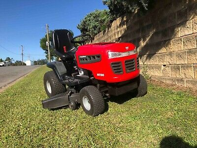 AU3750 • Buy Ride On Mower Murray As New 42  Cut Heel And Toe Auto