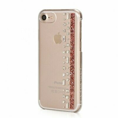 £31.68 • Buy Bling My Thing Case For IPHONE 8/IPHONE 7 Hermitage Pink Gold With Crystals