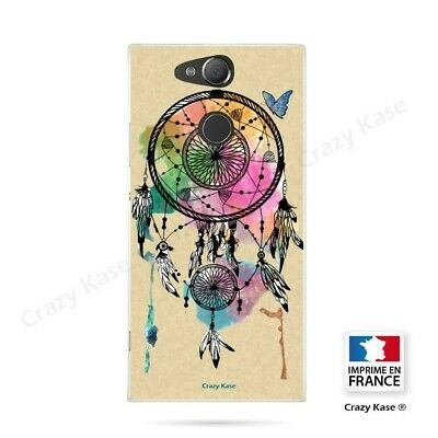 $ CDN16.94 • Buy Cover For Sony Xperia XA2 Flexible Pattern Dreamcatcher Dream And Butterfly