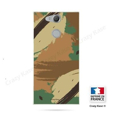 $ CDN16.94 • Buy Cover For Sony Xperia XA2 Flexible Pattern Camouflage