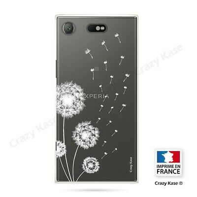 AU17.84 • Buy Cover For Sony Xperia XZ1 Compact Flexible Flowers Of Dandelion