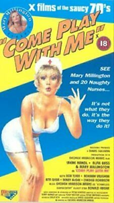 £47.55 • Buy Come Play With Me [VHS] [1977]