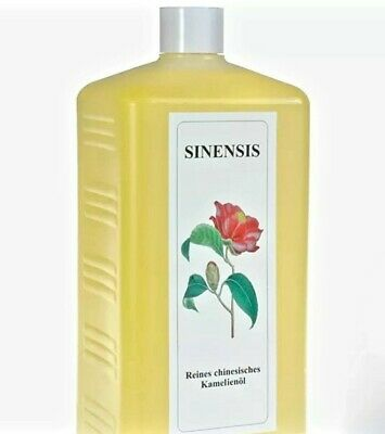 Sinensis Camellia Oil 1000ml For Lotions And Creams. • 22.99£