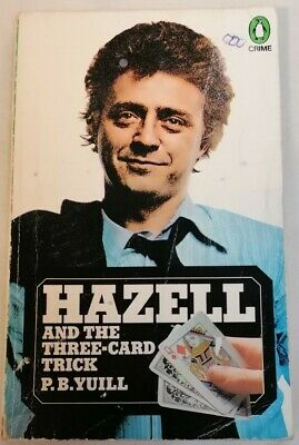 £10 • Buy BOOK - Hazell And The Three-Card Trick By PB Yuill 1977 PB TV Tie-in Fiction