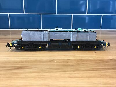 £74.99 • Buy Bachmann Class 24 Chassis -21 Pin DCC Ready, Ex-sound (sound Removed)