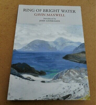 £6 • Buy Gavin Maxwell: Ring Of Bright Water Little Toller Books 2009 P/B