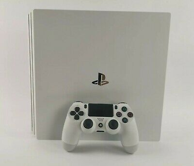 AU449.99 • Buy White PS4 Pro Console 1TB - 30 Day Warranty