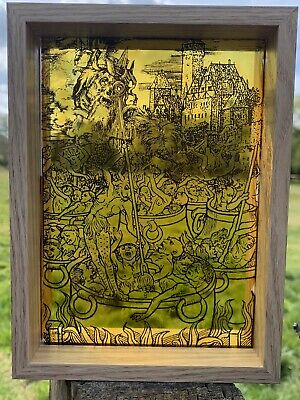 £48 • Buy Stained Glass Window Panel