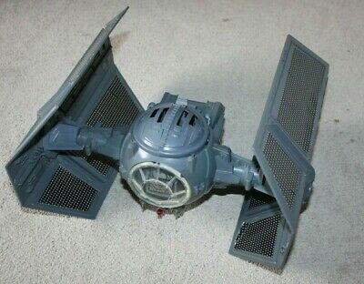 $ CDN153.40 • Buy Star Wars - Vintage Kenner Darth Vader's Tie Fighter - Loose And Complete