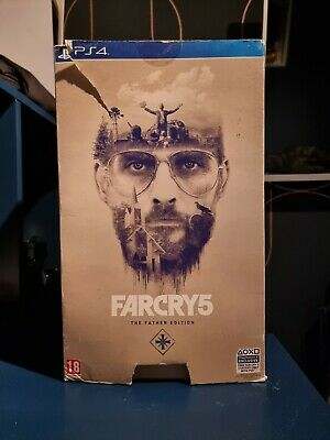 AU133.68 • Buy Far Cry 5 - The Father Collectors Edition PS4  - Complete - Sealed Game