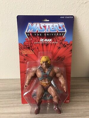 $185 • Buy Matty Collector Masters Of The Universe MOTU Giant - He-Man 12 Inch Figure