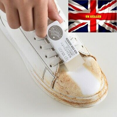 £6.99 • Buy Rubber Stain Eraser Cleaner Cleaning Kit For Suede Nubuck Shoes Boots Trainer UK