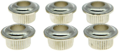 $ CDN11.97 • Buy Dopro Metal Nickel 10mm Guitar Tuners Conversion Bushings Adapter Ferrules
