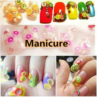AU4.47 • Buy 1500Pcs Fruit Slices Decor Additives For Slime Filler Supplies Charms Clay Acces