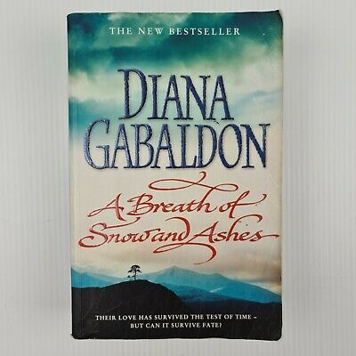 AU10 • Buy A Breath Of Snow And Ashes By Diana Gabaldon - Paperback - Outlander Book #6