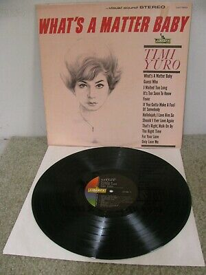 Rock N Roll Oldies Lp - Timi Yuro - What's A Matter Baby - Liberty Stereo -clean • 4.23£
