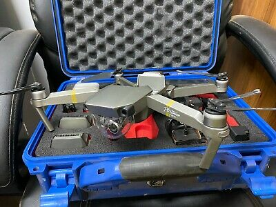 AU1150 • Buy DJI Mavic Pro Platinum Fly Drone With Fly More Kit & Hard Case