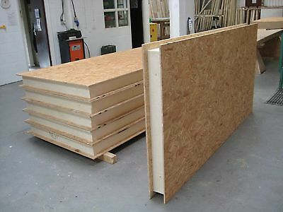 £46 • Buy Structural Insulated Panels, SIPs, Self Build, For Garden Office, Studio, Garage