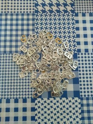 1000 Can Ring Pulls 100 X 10 Hundred Art Thousand • 5£