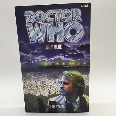 Doctor Who Deep Blue By Mark Morris (1999, Paperback) BBC Books 1st Edition • 14.95£