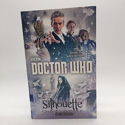 Doctor Who Silhouette By Justin Richards (2014, Paperback) BBC Books 1st Edition • 8.95£