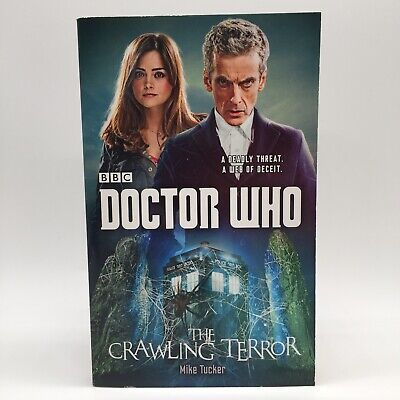 Doctor Who The Crawling Terror By Mike Tucker (2014, Paperback) BBC Books 1st Ed • 8.95£