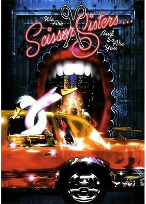 £1.80 • Buy We Are Scissor Sisters And So Are You DVD (2004) -