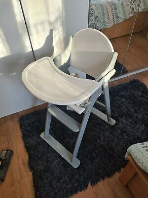 £33 • Buy East Coast Wooden Foldable  High Chair