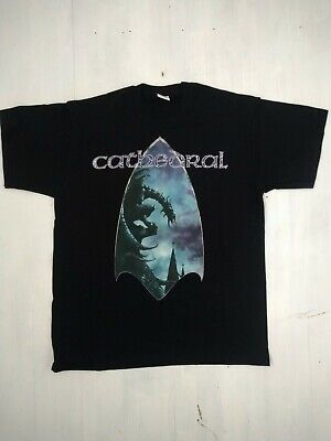 £28.95 • Buy Cathedral The Last Spire T-Shirt Size Large NOS
