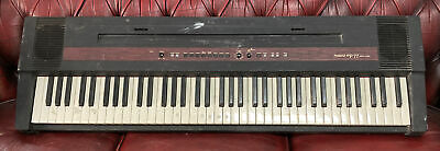 AU124.77 • Buy Roland EP-77 Digital Piano Keyboard - 76 Key - NO POWER - Spares Repairs Only