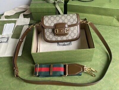 AU1480 • Buy Gucci Horsebit 1955 Mini Bag