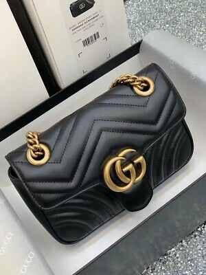 AU1200 • Buy Gucci GG Marmont Matelassé Mini Bag