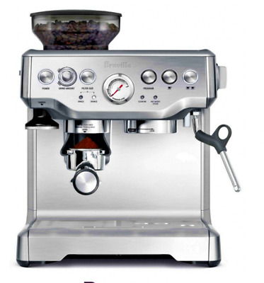 AU697.99 • Buy NEW Breville Barista Express Coffee Machine BES870BSS *FREE POST*