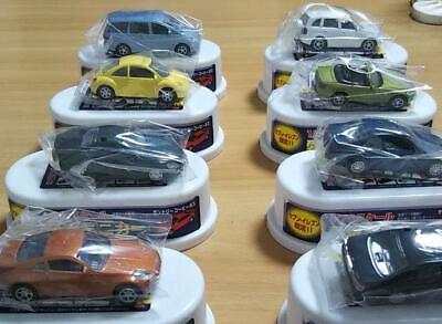 AU57.99 • Buy Novelty 7-Eleven Limit 1/72 Car Minicar 8-Pieces Set