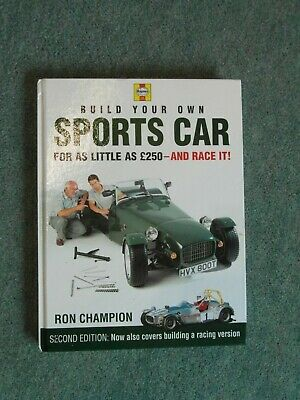 £29.99 • Buy Build Your Own Sports Car And Race It 2nd Edition By Ron Champion Haynes