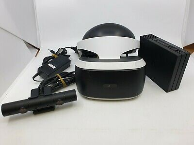 AU267.40 • Buy Sony PS4 VR Headset With Camera ( Version 2 )