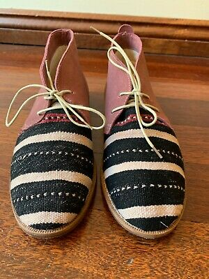 AU49 • Buy Ten & Co Kilim And Suede Shoes, Booties, Brand New, S 40 Gorgeous
