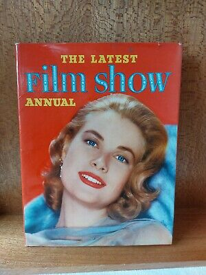 £10 • Buy The Latest Film Show Annual 1956-Grace Kelly Cover