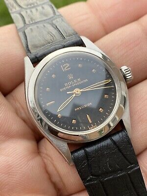 $ CDN760 • Buy Rolex Oyster Speedking 6020 Vintage Excellent Condition 30mm Midsize Watch