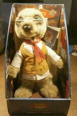 £4 • Buy Compare The Meerkat Toy Sergei Yakov  Boxed