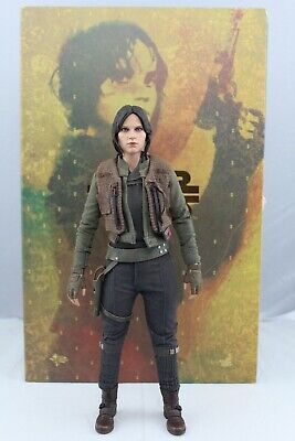 $ CDN305 • Buy Hot Toys MMS405 Jyn Erso Deluxe - Star Wars Rogue One - Used