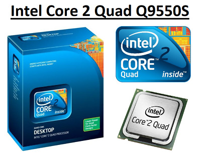 $ CDN102.20 • Buy Intel Core 2 Quad Q9550S SLGAE Quad Core Processor 2.83GHz,Socket LGA775,65W CPU