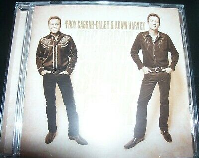AU16.99 • Buy Troy Cassar-Daley & Adam Harvey The Great Country Song Book CD  - New