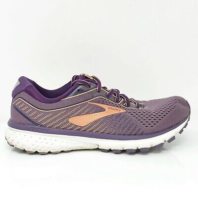 $ CDN62.56 • Buy Brooks Womens Ghost 12 1203051B579 Purple Running Shoes Lace Up Size 8.5 B
